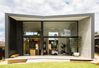 Christopher Polly Architect Home