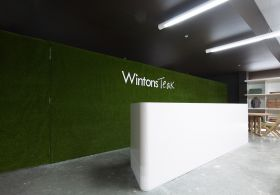 Wintons Teak Showroom